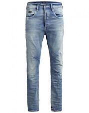 JACK & JONES JEANS UOMO jjiluke jjecho Jos 248 - Antifit - Blu - DENIM BLU