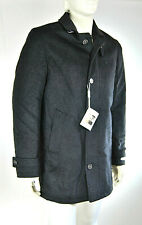 Cappotto Uomo ENRICO COVERI Made in Italy Coat D684 Tg 52 58 (rrp 330€)