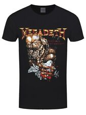 Megadeth Peace Sells But Who's Buying Men's Black T-shirt