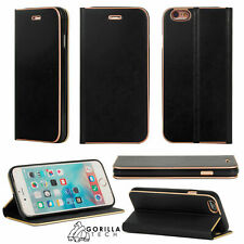 Flip Wallet Leather Case Cover New Ultra Slim Stylish Design For Mobile Phones