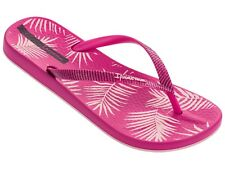 Womens Ipanema Nature Anatomic Flip Flops - Pink