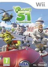 Planet 51 (Wii), Good Nintendo Wii, Nintendo Wii Video Games