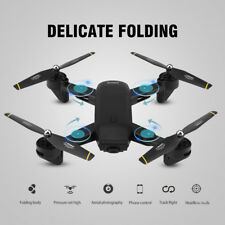 Foldable FPV Wifi RC Quadcopter 2.4GHz Remote Control Drone with HD 2MP Camera