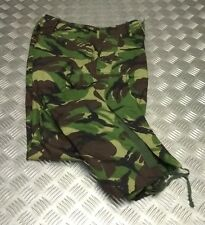 Genuine British Army DPM Camo Issue Ripstop Windproof Combat Trousers  88cm NEW
