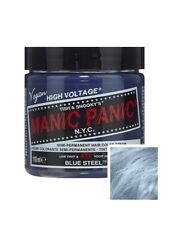 Manic Panic High Voltage Classic Cream Formula 118ml - Blue Steel Hair Dye