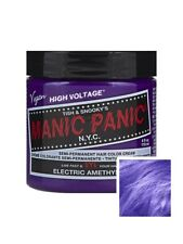 Manic Panic High Voltage Classic Cream Formula Colour 118ml - Electric Amethyst