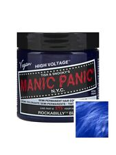 Manic Panic High Voltage Classic Cream Formula Colour 118ml - Rockabilly Blue