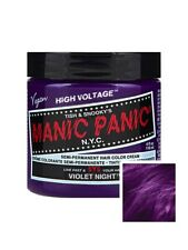 Manic Panic High Voltage Classic Cream Formula Colour 118ml - Violet Night