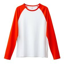La Redoute Collections Mens Longsleeved Twotone Tshirt