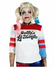 Harley Quinn Suicide Squad Cosplay Longsleeve