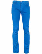 JACOB COHEN JEANS PW688 Comfort in azzurro