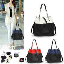 Women's Designer Large Hobo Leather Shoulder Bag Ladies Style Handbags New Look