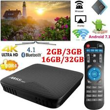 M8S PRO Smart TV Box Android 7.1 S912 Octa-Core DDR4 HDR10 4K HD Dual WiFi F1R6