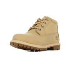 Chaussures Boots Timberland femme Nellie Chukka Double Apple Blosso taille Rose