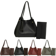 Ladies Fashion Hobo Bag With Pouch Womens Handbags Leather Shoulder Bag New Look