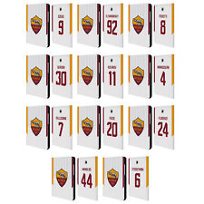 AS ROMA 2017/18 GIOCATORI AWAY KIT 1 COVER A PORTAFOGLIO PER SAMSUNG TABLETS