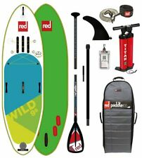 RED Paddle CO SELVAGGIO 9.6' STAND UP PADDLE Whitewater SUP
