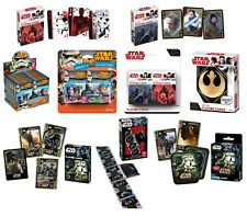 STAR WARS Series Playing Cards Trilogy Last Jedi Rogue One Disney Travel Games