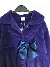 UK Stock Xmas RED Outfit Girls Kids Cute Pretty Jacket Coat Outwear 3-8 Years