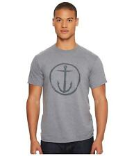 CAPITAN ALETA SS camiseta ORIGINAL ANCLA PR HEATHER GRIS camiseta PE18