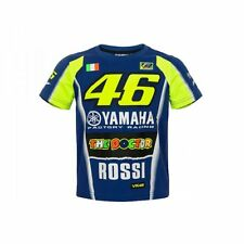 VR46 Official Valentino Rossi 2018 Dual Yamaha Kids T-Shirt  YDKTS 314809