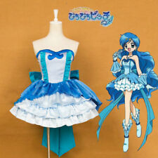 Hanon Hosho Legend of Mermaid Melody Pichi Pichi Pitch Cosplay Costume Dress HH