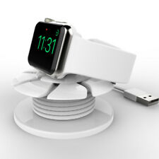 For Apple Watch Smartwatch Charger Charging Stand Station TPU Dock 38/42mm