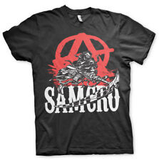 T-shirt Sons Of Anarchy - SOA Anarchy Reaper maglia Uomo Hybris