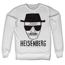 Felpa Breaking Bad - Heisenberg Sketch Sweatshirt maglia Uomo by Hybris