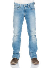 Pepe Jeans Herren Jeans Kingston Zip - Regular Fit - Blau - Denim