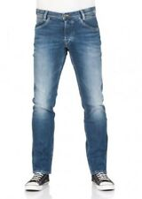 PEPE JEANS vaqueros hombre Spike - SLIM FIT -azul- Streaky Stretch med