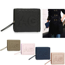 Ladies Anna Grace Zip Around Purse / Wallet Womens Stylish Leather Bag New Look