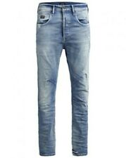 Jack & Jones Men's Jeans jjiluke jjecho Jos 248 - Antifit - Blue - Blue Denim