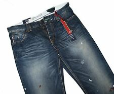 TOMMY HILFIGER 887824143 Mercer Colorado RAW Azul Vaqueros