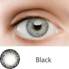 Kontaktlinsen chocolate blue Contact Lenses Kawaii Color Soft Big Eye Cosmetic