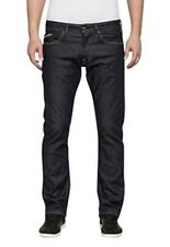 REPLAY Vaqueros Hombre waitom regular fit - Pierna Delgada -azul- dark indigo