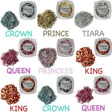 Festival Metallic Mixed Glitter -  for Tattoo Body Face Nail - 149 Colours