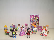 Figurine serie 10 figures Playmobil 6841 GIRL FILLE reine chinoise riz NEUF NEW