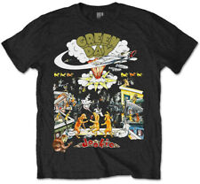 Green Day 'Dookie 1994 TOUR' T-SHIRT - NUOVO E ORIGINALE