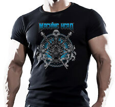 Machine Head - Mens Motorbike T-Shirt Biker American Motorcycles Bike