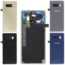 NEW SAMSUNG GALAXY NOTE 8 SM-N950F BACK REAR GLASS BATTERY COVER LENS ADHESIVE