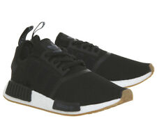 Adidas Nmd R1 Trainers CORE BLACK CORE BLACK GUM Trainers Shoes