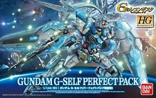 BANDAI Reconguista in G 1/144 Gundam G-Self (Perfect Pack) HG 200636 US Seller