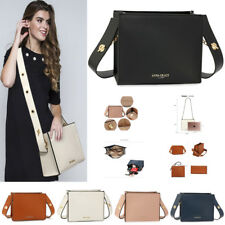 Womwns Designer Anna Grace Fashion Tote Bag Ladies Leather Handbags New Look
