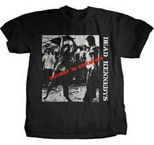 Dead Kennedys Holiday in Cambodia Hardcore Punk Rock Music Tee Shirt ESP-1013