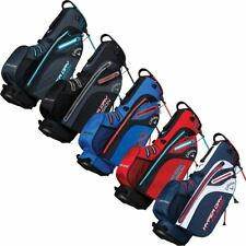 CALLAWAY 2018 HYPER DRY FUSION STAND BAG MENS GOLF CARRY BAG 14-WAY DIVIDER