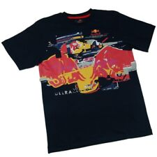 T-SHIRT nino Formula uno 1 Red Bull F1 2006 Season Tour Dates Rare ES
