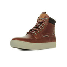 Chaussures Boots Timberland homme Adventure 20 Cupsole taille Marron Cuir Lacets