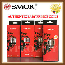 100% Authentic 1SMOK1 TFV12 Baby Prince Coil-V8 Baby Mesh/Strip/Q4/T12/T12 Red