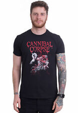 Official Cannibal Corpse Death Heavy Metal Stabhead 2 Blood Unisex Band Tee Top